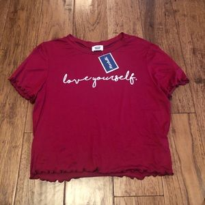 Tops - Fashion T-Shirt NWT